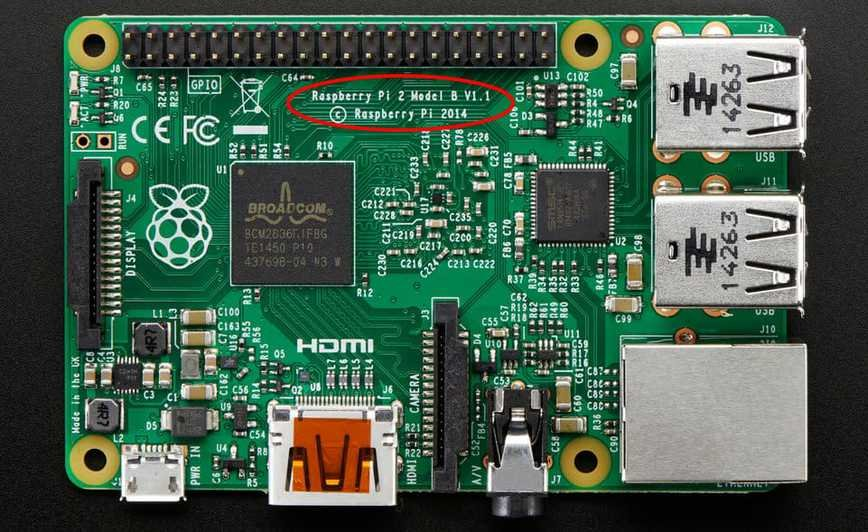 Raspberry Pi 2 Overclock