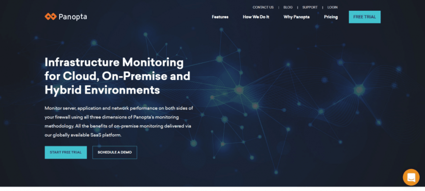 Panopta - Uptime Monitoring Software for IT Systems Management