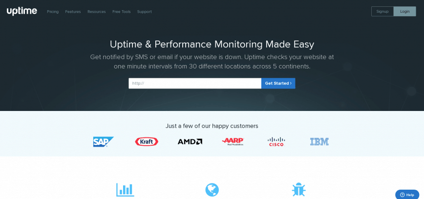 Website Uptime Monitoring Service For Free Uptime.com